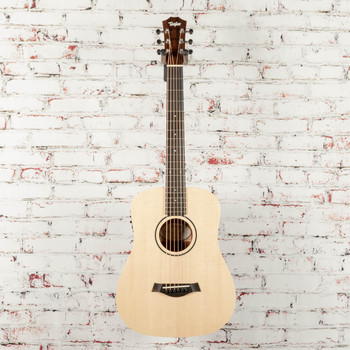 Taylor BT1e Baby Taylor Acoustic/Electric Guitar Natural x1045