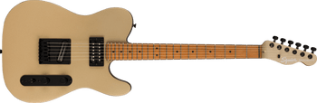 Squier Contemporary Telecaster® RH, Roasted Maple Fingerboard, Shoreline Gold