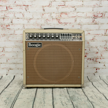 1980 Mesa Boogie Mark II-A 100w Guitar Combo Amp Blonde x4739 (USED)