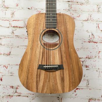 Taylor BTE-Koa Baby Acoustic/Electric Guitar Natural x1460