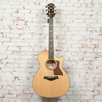 Taylor 614ce Acoustic/Electric Guitar Natural V-class Bracing x1033