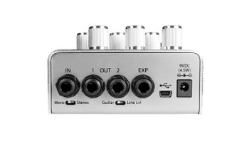 Eventide Ultra Tap Multi-Tap, Reverb, and Modulation Pedal