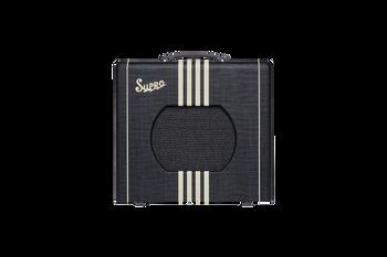 Supro Delta King 10 5-Watt Guitar Combo Amp Black & Cream