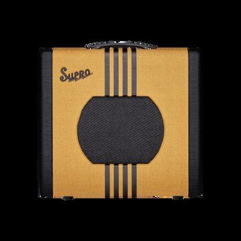 Supro Delta King 10 5-Watt Guitar Combo Amp Tweed & Black
