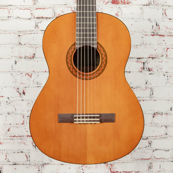 Yamaha C40II Classical Acoustic Guitar Natural x4641