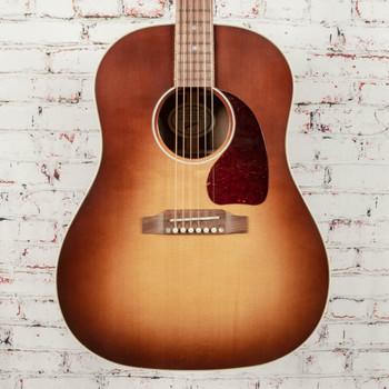 Gibson J-45 Studio Acoustic/Electric Guitar Walnut Burst x1017