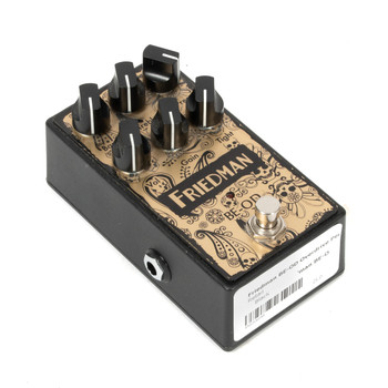 Friedman BE-OD Overdrive Pedal (USED) x0202