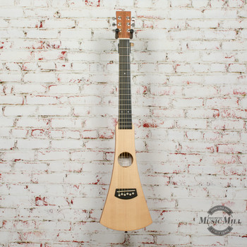 Martin Backpacker Travel Steel String Acoustic Guitar Natural