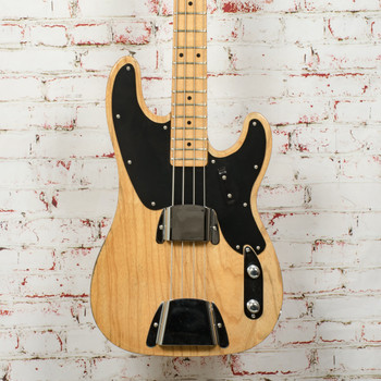Vintage 1968/69 Fender Telecaster Electric Bass Natural w/OHSC x2871 (USED)