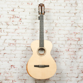 Taylor Academy 12e-N Nylon String Acoustic/Electric Guitar Natural x1317