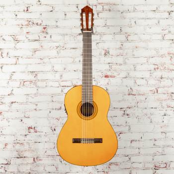 Yamaha CGX102 Classical Acoustic Guitar Natural x7406