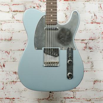 Fender Chrissie Hynde Telecaster Electric Guitar Ice Blue Metallic x0235