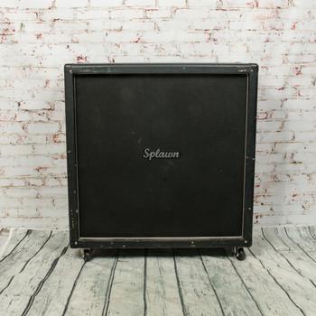 Splawn 4x12 Guitar Cabinet x2121 (USED)