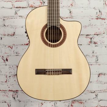 Cordoba C5-CE SP Iberia Series Nylon-String Acoustic/Electric Guitar x2029