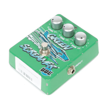 BBE Green Screamer Overdrive Pedal (USED) x1998