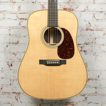Martin Custom Shop Herringbone Dreadnaught 28 Style Wildgrain East Indian Rosewood Back and Sides, Thin Finish x3882