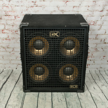 Gallien Krueger GK410GLX 4x10 Bass Cab (USED) x2048
