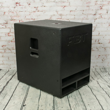 "FBT 15"" Powered MAX10S Subwoofer x0077 (USED)"