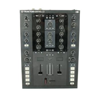 Native Instruments Traktor Kontrol Z2 DJ Mixer, Traktor Controller and Interface x279B (USED)