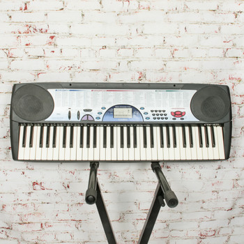 Casio CTK-471 Digital Keyboard w/MIDI x8759 (USED)