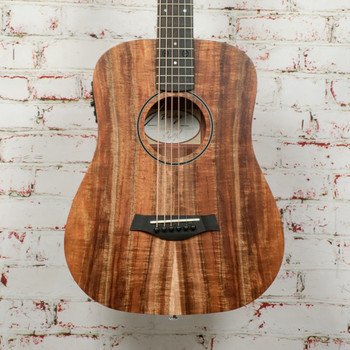 Taylor BTE-Koa Baby Taylor Acoustic Guitar x1471