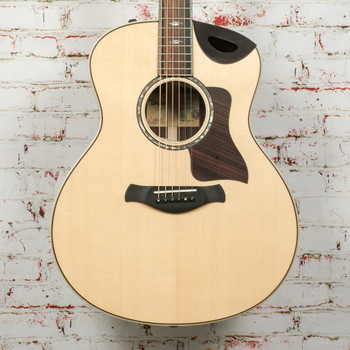 Taylor 816ce Builder's Edition Acoustic/Electric Guitar Natural x1175