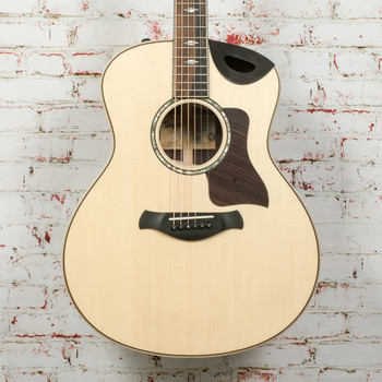 Taylor 816ce Builder's Edition Acoustic/Electric Guitar Natural x1180