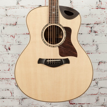 Taylor 816ce Builder's Edition Acoustic/Electric Guitar Natural x1176