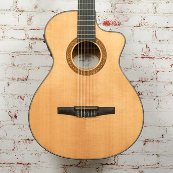 Taylor NS32CE Acoustic Electric Nylon String Guitar Natural x8701 (USED)
