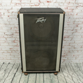 Peavey 2x15 USA-Made Bass Guitar Cabinet x2482 (USED)