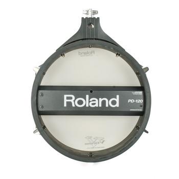 "Roland PD120 12"" Single E-Drum Pad (USED) x7303"