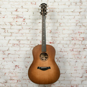 2019 Taylor Builder's Edition 717e Acoustic Electric Guitar Wild Honey Burst x9039 (USED)