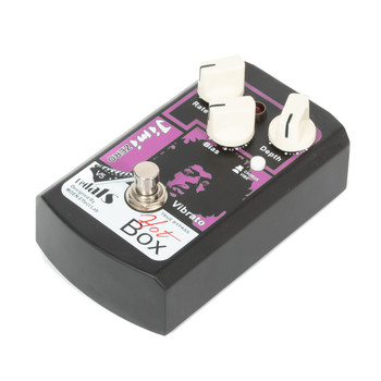 Moen Hot Box Jimi Zero Vibrato Pedal (USED) x2138