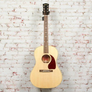Gibson Acoustic 50's LG-2 Acoustic Electric Guitar - Antique Natural x1073