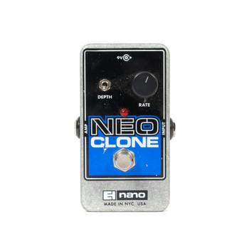 Electro-Harmonix Neo Clone Analog Chorus Pedal (USED) x7271