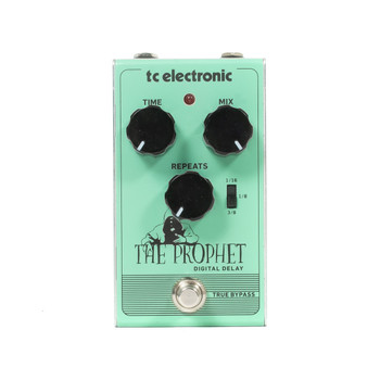 TC Electronics The Prophet Digital Delay Pedal (USED) x9CAZ