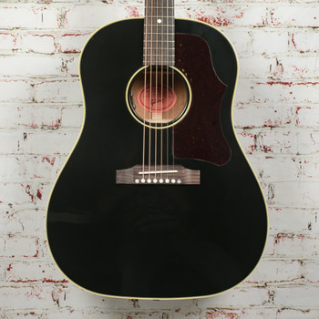 Gibson 50s J-45 Original Acoustic Guitar Ebony x1064