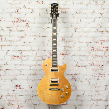 Gibson Les Paul Slash Appetite Amber Electric Guitar x0003