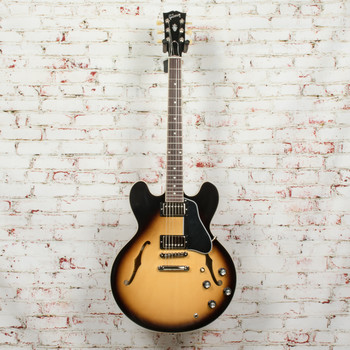 Gibson ES-335 Hollow Body Electric Guitar Vintage Burst x0193