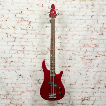 Rogue SX100B 4-String Electric Bass Red x1790 (USED)
