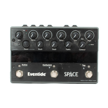 Eventide Space Reverb Pedal (USED) x4469