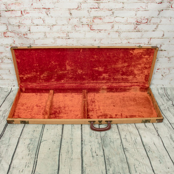 Late 50s / Early 60s Fender Duo-Sonic Case x2456 (USED)