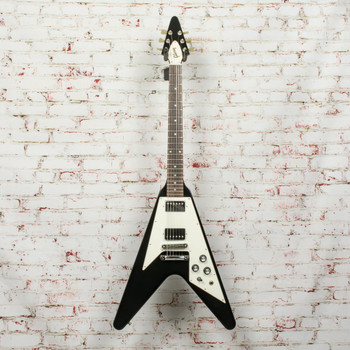 2008 Gibson '67 Reissue Flying V Electric Guitar w/OHSC & Bareknuckle Nailbomb Bridge x1499 (USED)