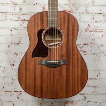 Taylor American Dream AD27 Mahogany Left-Handed Acoustic Guitar - Natural x1113
