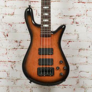 Spector Rebop Euro Deluxe 4 Electric Bass Sunburst x4182 (USED)