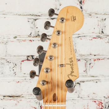 Fender Vintera Road Worn 50's Stratocaster Fiesta Red x5837