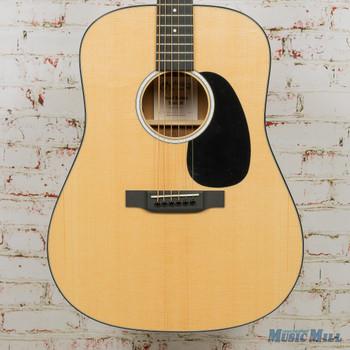 Martin DRSG Dreadnought Acoustic Guitar Natural x1179 (USED)