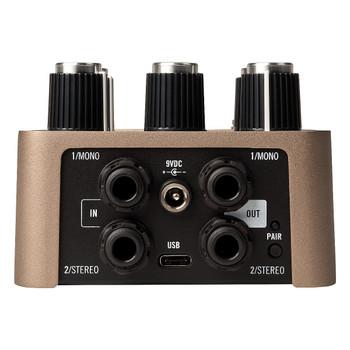 Universal Audio UAFX Golden Reverberator Pedal