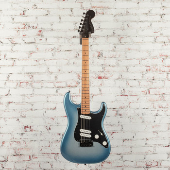 Squier Contemporary Stratocaster Special Electric Guitar Sky Burst Metallic x0413