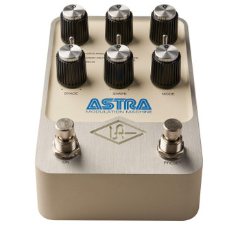 Universal Audio UAFX - Astra Modulation Machine Pedal